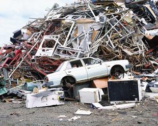 waste disposal Harrow London free scrap metal collections scrap collection